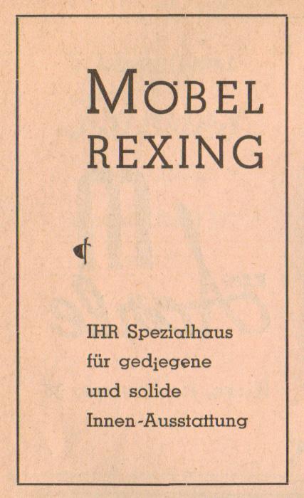 Rexing Kleve einrichtungshaus rexing seit 1892 klever schätze