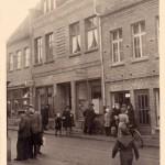Verfondern Schuhhaus - Geschäft um 1950