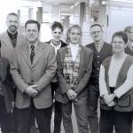 Unser Team in 1997