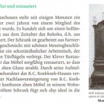 Clemens Giesen Restaurator & Antiquitäten