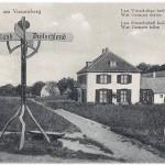 Grenzpfahl am Vossenberg